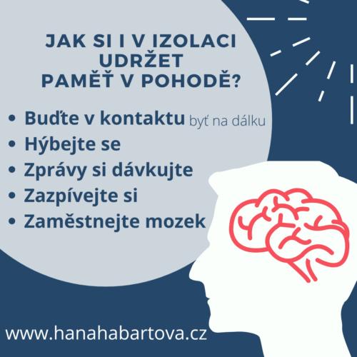 5 tipů pro mozek v pohodě